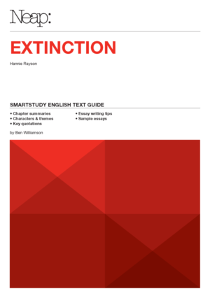 Extinction Cover
