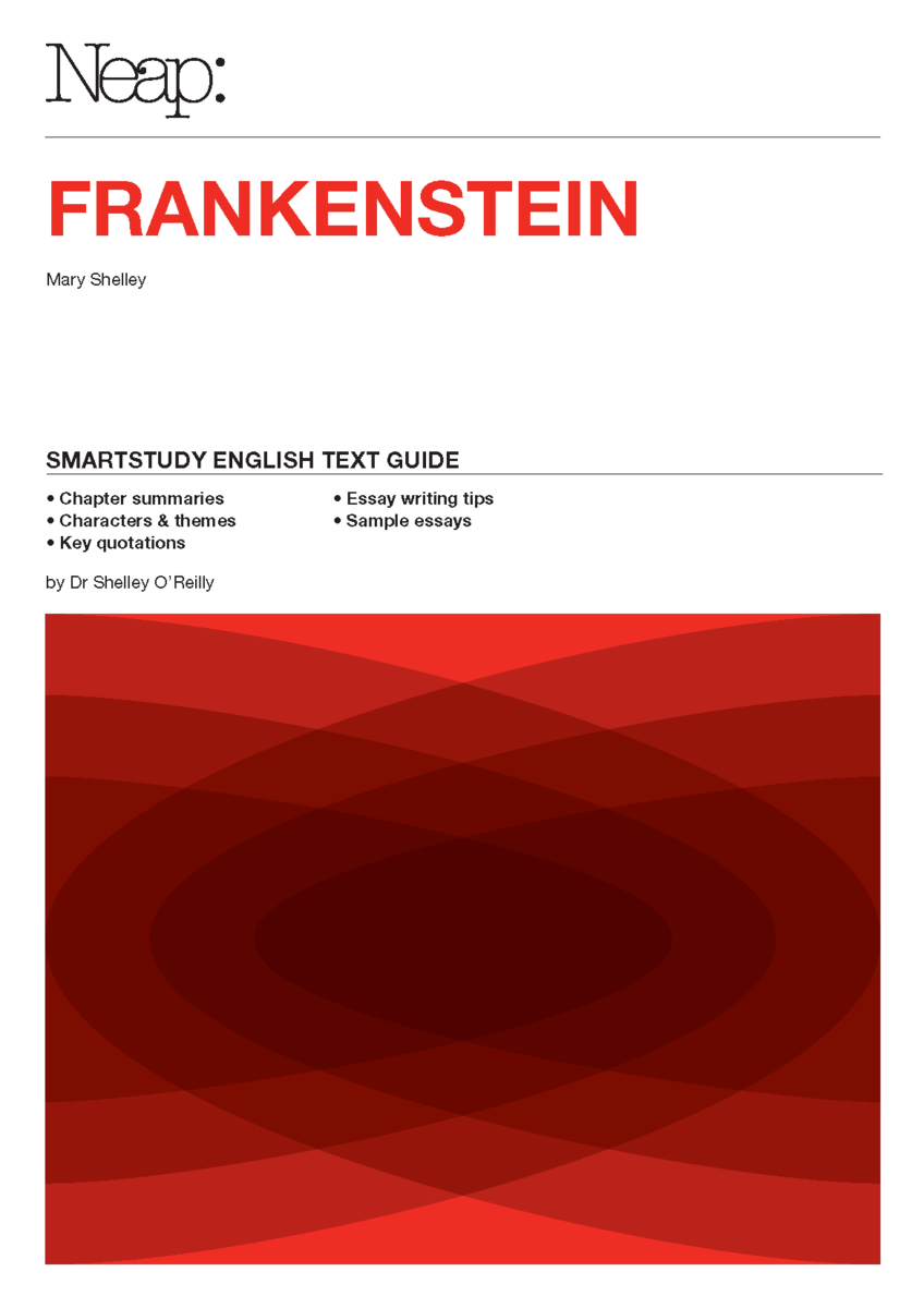 smartstudy Text Guide: Frankenstein