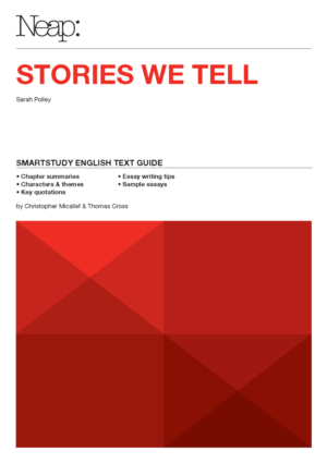 Stories We Tell Cover