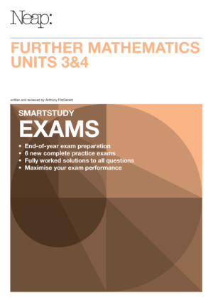 VCE Further Mathematics Units 3&4 Smartstudy Exams