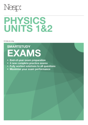 VCE Physics Units 1&2 Smartstudy Exams